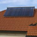 Solarni kolektorji za ogrevanje vode