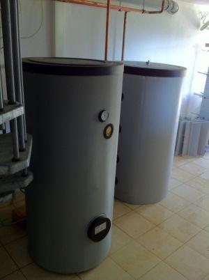 toplotna črpalka zrak voda