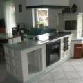 izdelava zidane kuhinje