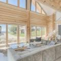 Lesene montažne hiše