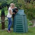 plastični kompostnik