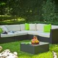 Vrtno pohištvo iz ratana