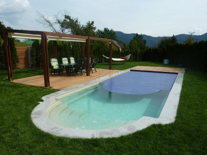 folija za bazene oprema