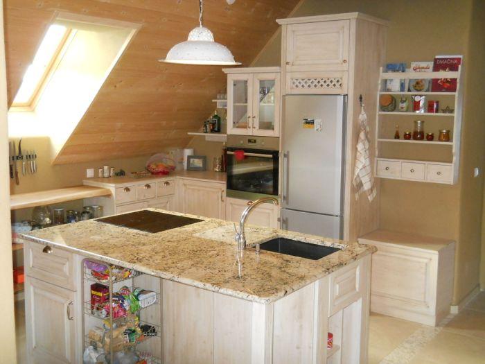 rustikalne kuhinje po meri