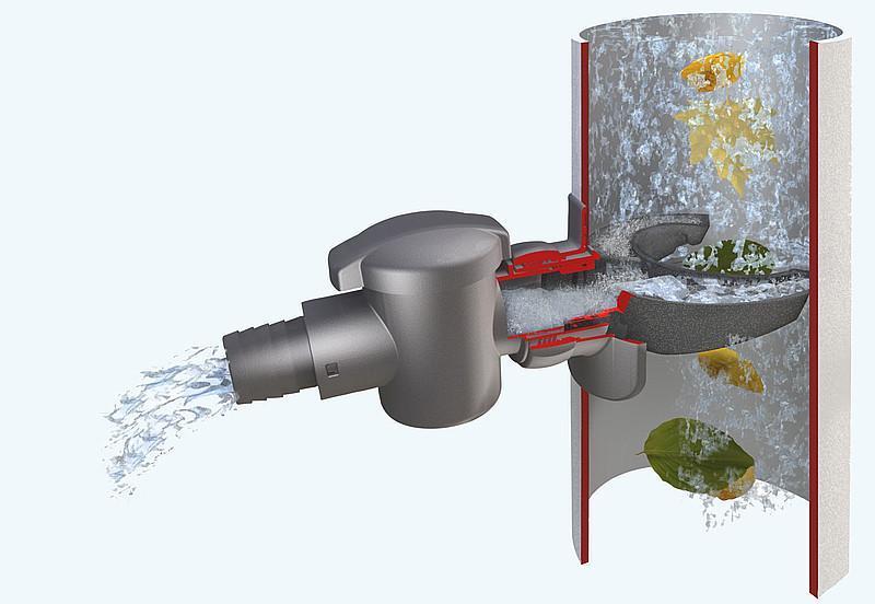 čistilni filter za vodo