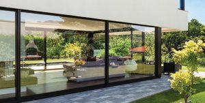 lesena okna Marles