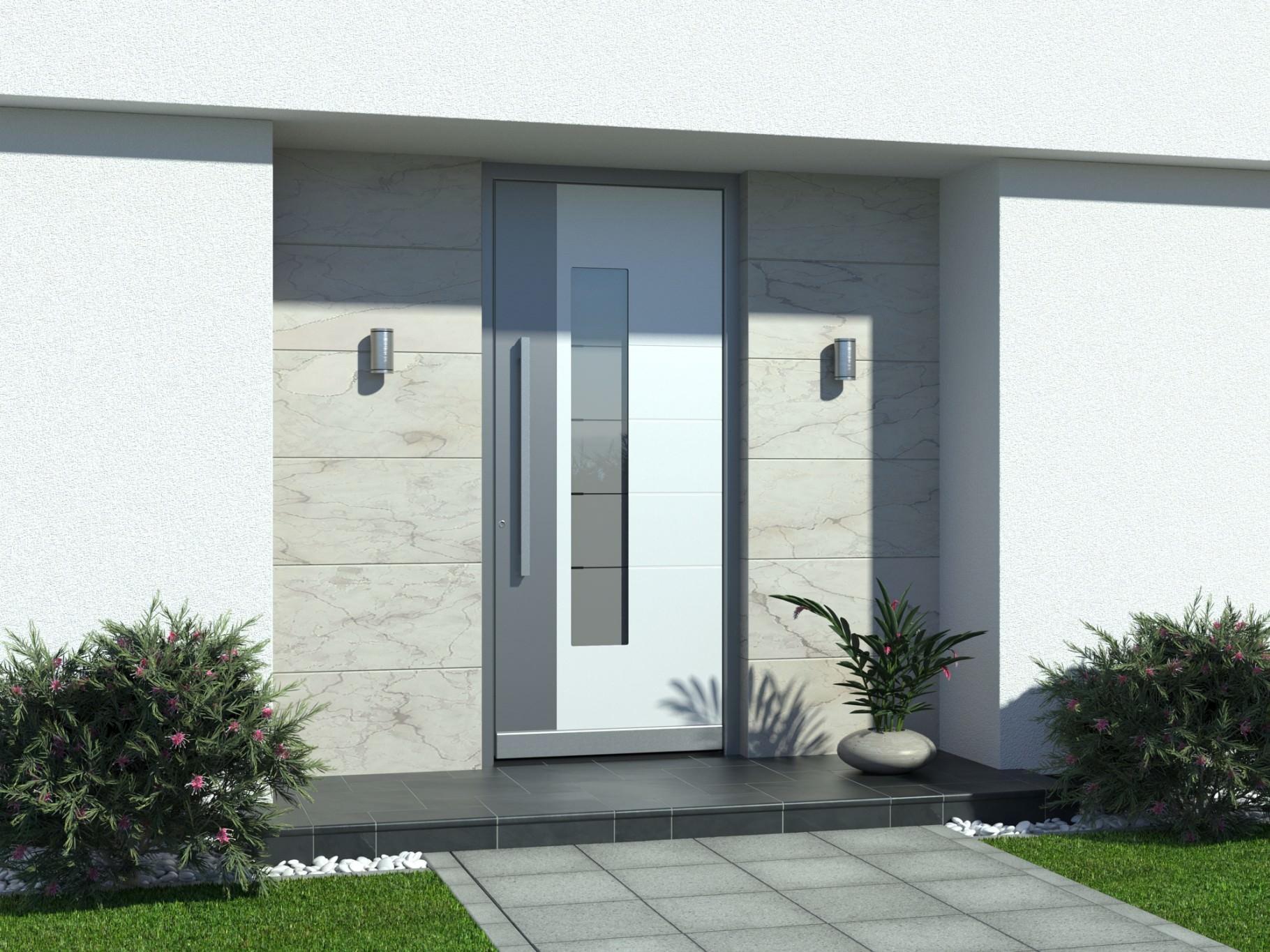 aluminijasta vrata pirnar