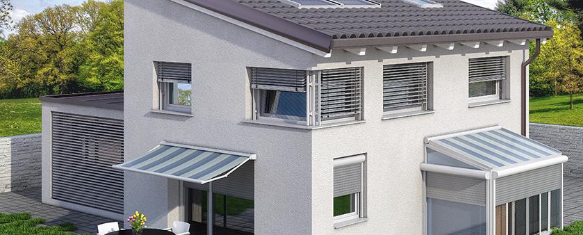 Medle roletarstvo - PVC okna