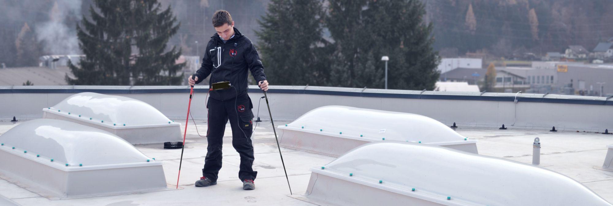 vzdrževanje strehe