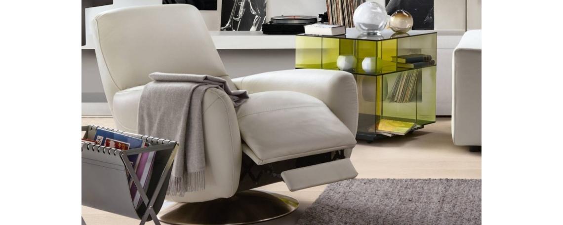 Udobni počivalniki in fotelji