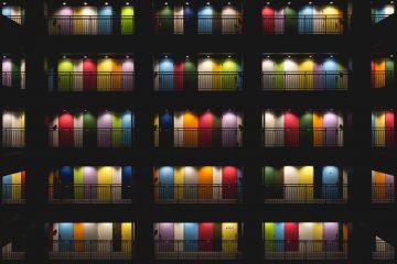 Barve in oblike PVC vrat