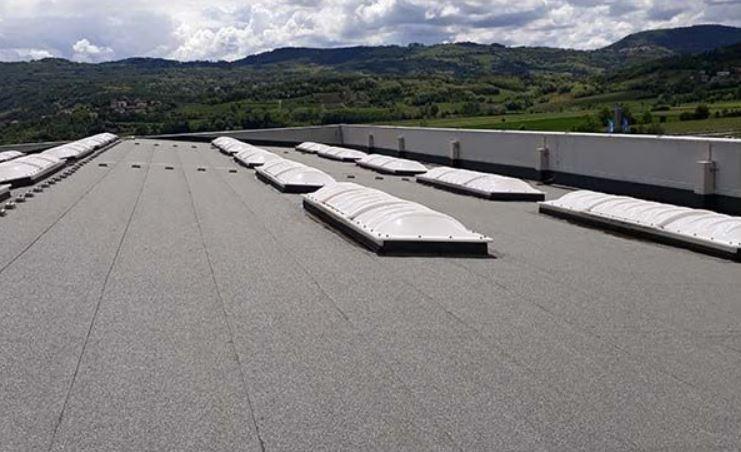 Ravna streha