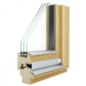 Lesena okna po meri