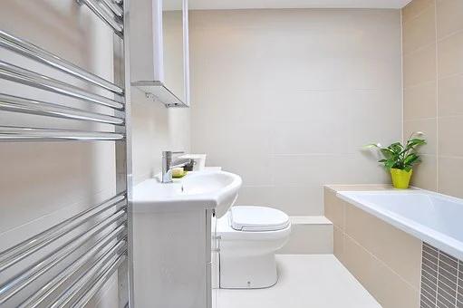Prezračevalni sistem za kopalnico