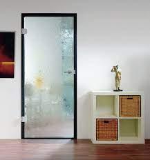 Notranja steklena vrata